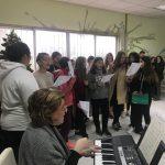 Κάλαντα στο σχολείο μας από την χορωδία μας - Χριστούγεννα 2017